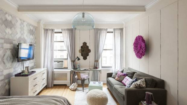 Studio Apartment Decorating Tips Make Small Space Bigger