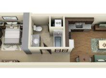 Studio Apartment Floor Plans Futura Home Decorating