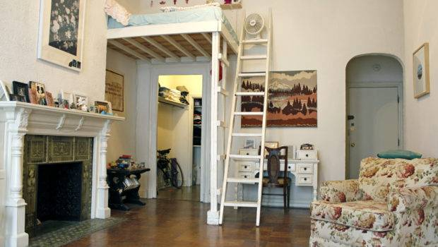 Studio Apartment Intentionally Small