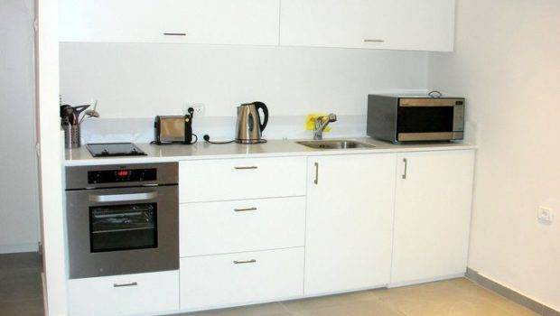 Studio Apartment Kitchen Garage Makeover Pinterest