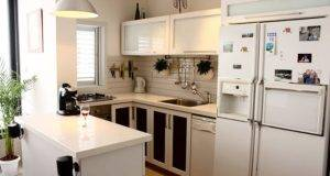 Studio Apartment Kitchen Interior Design Pinterest