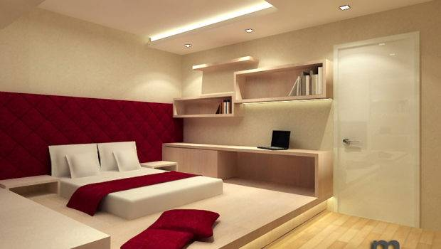 Study Table Bedroom Home Design
