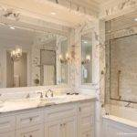 Stunning Bathroom Design Beautiful Marble Countertops Walls