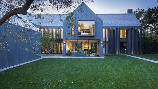 Stunning Contemporary Makeover Manor House