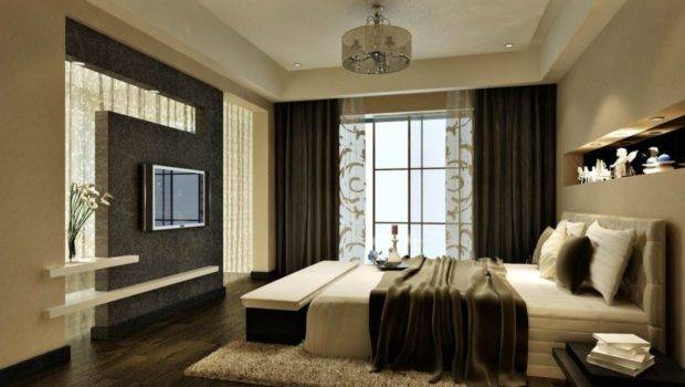 Stunning Interior Bedroom Design Decoration Ideas