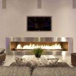 Stunning Living Room Designs Fireplaces