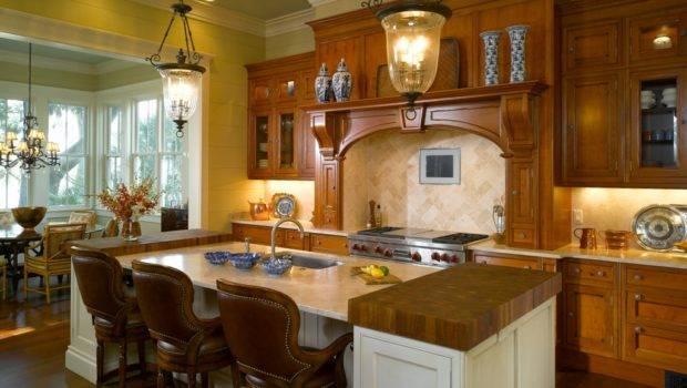 Stunning Luxurious Kitchen Designs