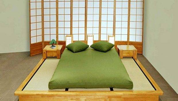 Style Decorating Ideas Japanese Interior Bedroom