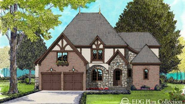 Style English Manor Tudor Amazing House Plan