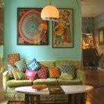 Style Living Rooms Room Decorating Vintage