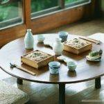 Style Tableware Japanese Table Setting Dining