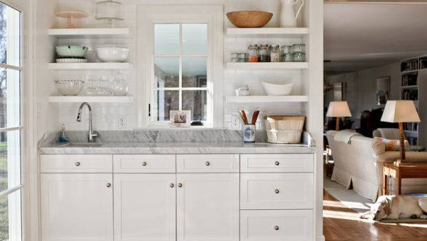 Style Your Open Kitchen Shelving Like Pro