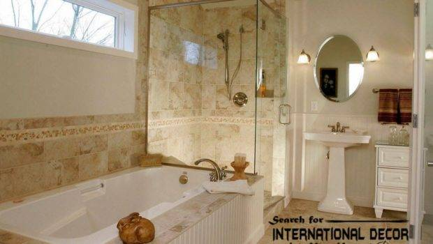 Stylish Bathroom Tiles Designs Ideas Wall