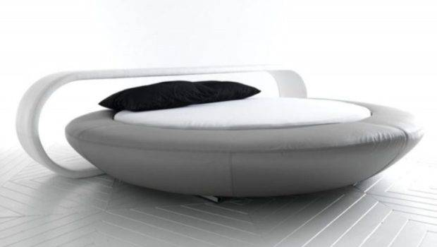 Stylish Comfortable Minimalist Round Bed Digsdigs