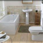 Stylish Design Ideas Small Bathroom Half Decorating