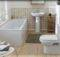 Stylish Design Ideas Small Bathroom