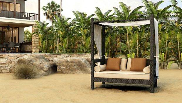 Stylish Fashionable Outdoor Beds Ultimate Backyard Lounge