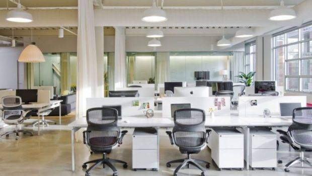 Stylish Office Cubicles Without Walls Cool Space Fine