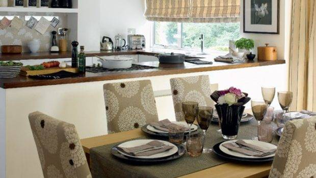 Stylish Open Plan Kitchen Dining Room Housetohome