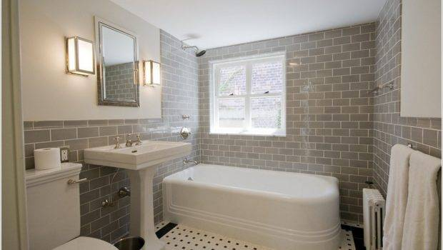 Subway Tile Bathrooms Perfect Bathroom Dreaming