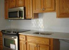 Subway Tiles Kitchen Tile Backsplash