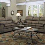 Suede Upholstery Unique Contemporary Living Room Set Uds Sage