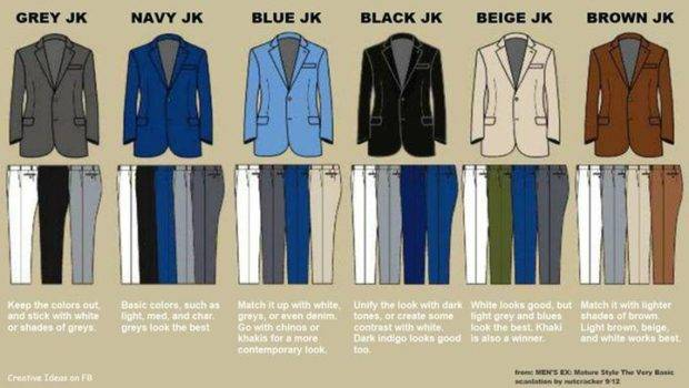 Suit Jacket Pants Combinations Tricks Tips Etc Pinterest