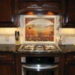 Sunflowers Tile Backsplash Linda Paul