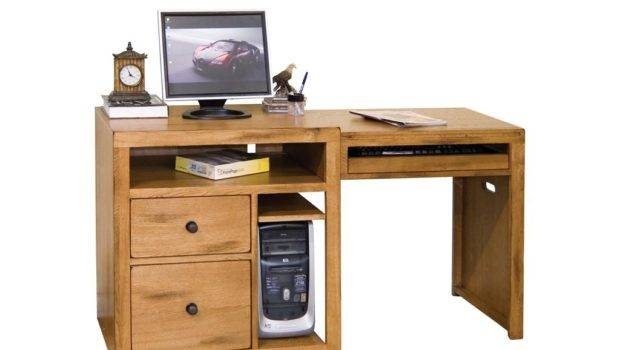 Sunny Designs Home Office Sedona Expandable Computer Desk