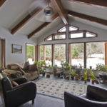 Sunroom Conversion Converting Garage Into Master Suite