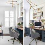 Surprisingly Stylish Small Home Office Ideas