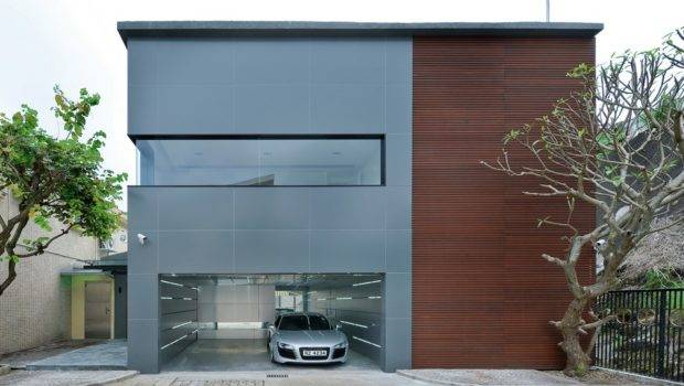 Sustainable House Design Paying Tribute Modern Technology Hong