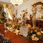 Suzy Better Decorating Bible Blog Ideas Christmas Holiday Theme Gold