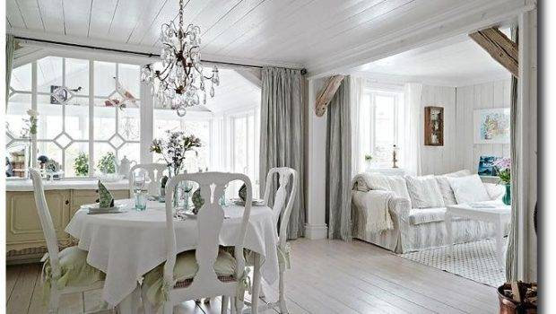 Swedish Interiors Rustic Country