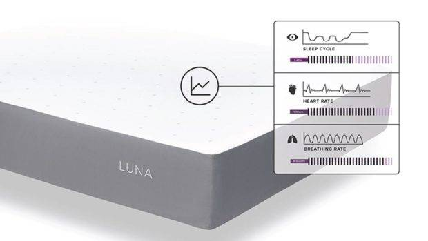 Sweet Dreams Luna Smart Mattress Cover Tracks Your Sleep Nbc News