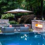 Swimming Pool Seekonk Landscaping Network Deck