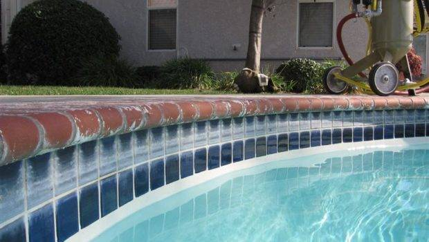 Swimming Pool Tile Cleaning Service Sacramento