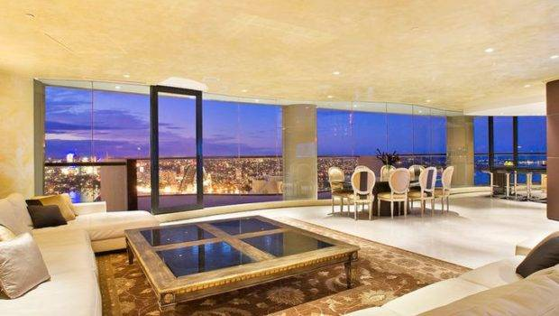 Sydney Luxury Penthouse Apartment Digsdigs