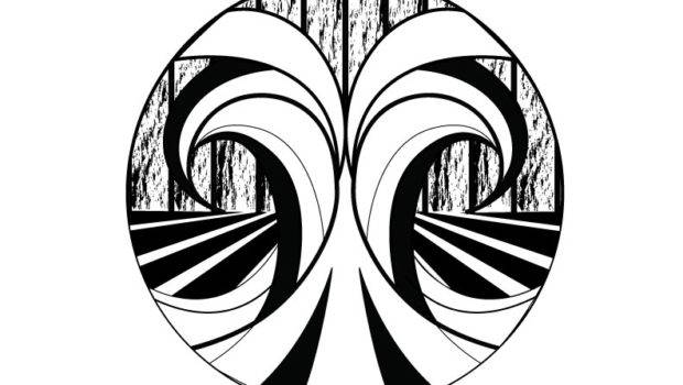 Symmetrical Colouring Pages