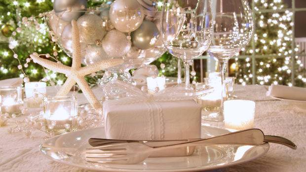 Table Centerpieces Dining Room Elegant Christmas