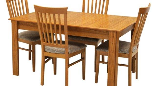 Table Chairs Teak Furniture Dining Room