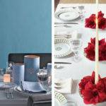 Table Decorating Christmas Decorations Ideas