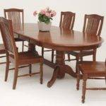 Tables Classic Dining Room Ideas Traditional Oval Table Design