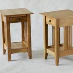 Tables Small Bedside Table Very Narrow