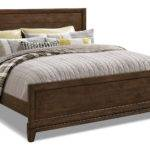 Tacoma King Bed Brick