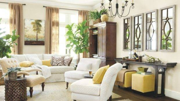 Tall Ceilings Large Wall Space Decorate