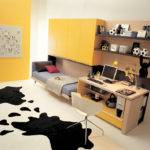Teen Rooms Small Space Modern Japanese Bedroom Design
