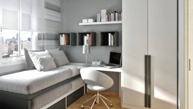 Teenage Bedroom Ideas Simple Minimalist Teen