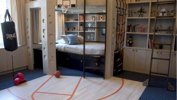 Teenage Boys Room Design