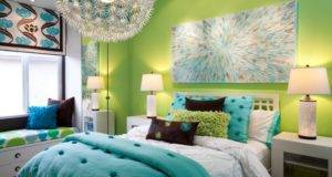 Teenage Girl Room Colors Colorful